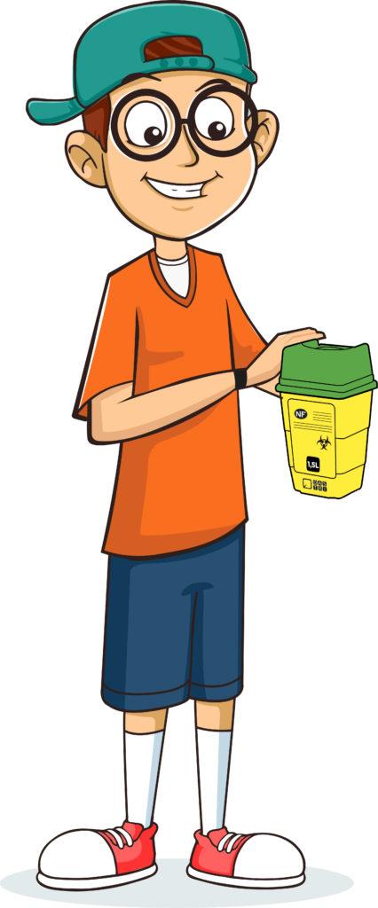 Team Recyclage : Recyclage DASRI