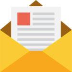 Vignette courrier