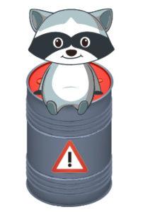 Team Recyclage : déchets toxiques