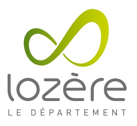LOGO Lozère le Département