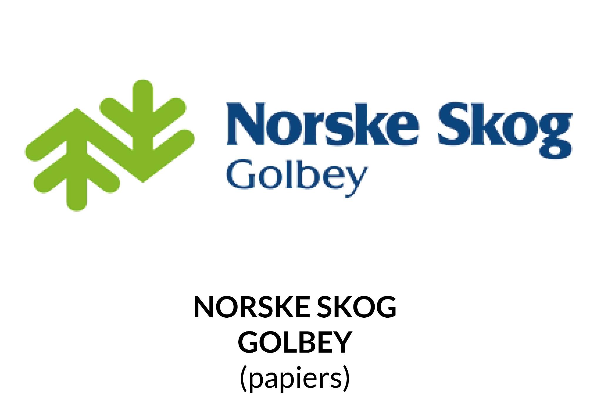 LOGO Norske Skog - GOLBEY
