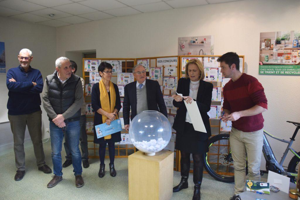 Tirage au sort jeu concours de l'Observatoire 16/01/2019